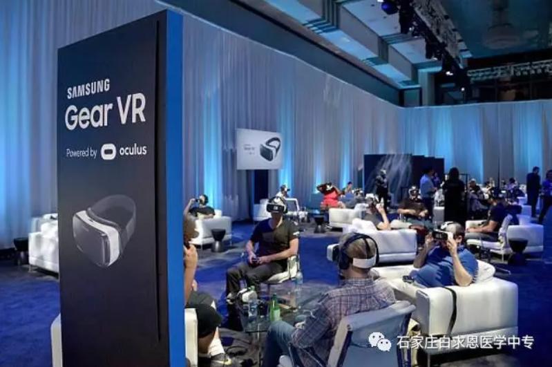 科技用到刀刃上:VR为医学带来新世界