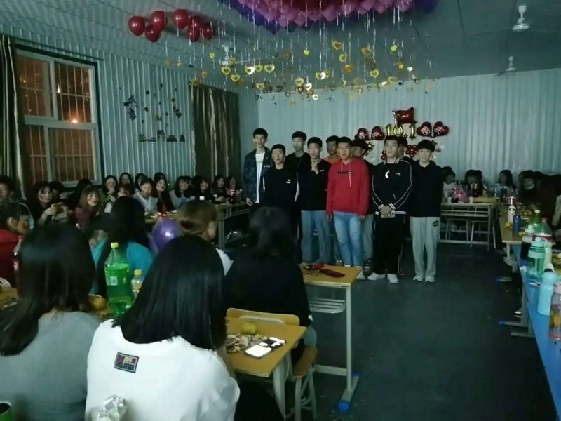 欢度国庆 月圆中秋——我校开展迎国庆、庆中秋双节师生联欢会